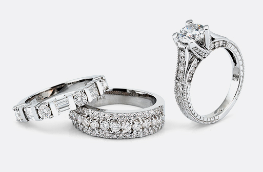 Our Collectionof Engagement Rings  Woods Jewelers Mt. Pleasant, PA